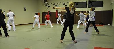 Body karate